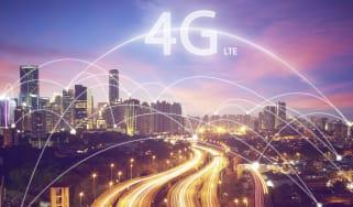 4G LTE mobile
