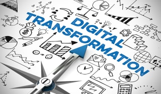 digital transformation illustration