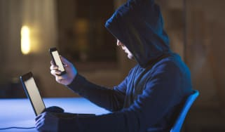 Cybercriminal on mobile devices