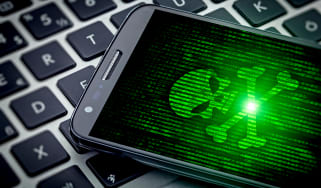 Malware on an Android smartphone
