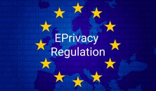Graphic depicting the ePrivacy Regulation