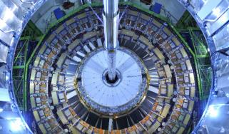 CERN's large hadron collider