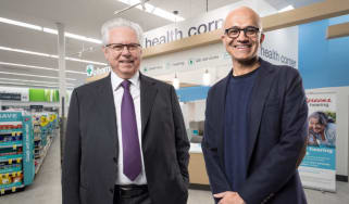 Microsoft selected by Walgreens to boost healthcare services