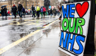 The NHS fell victim to the WannaCry ransomware in 2017