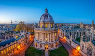 Oxford Uni campus