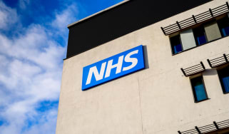 NHS Trust building
