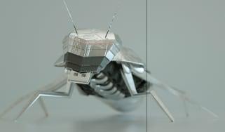 USB face mechanical bug