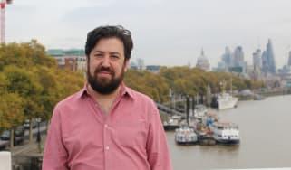 Dan Jacobs, CTO of TRX