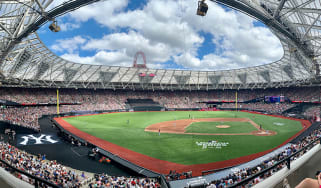 London Series Major League Baseball 2019 (all rights reserved)