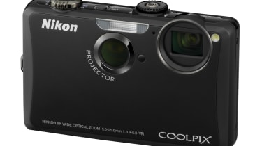 The Nikon Coolpix S1100pj