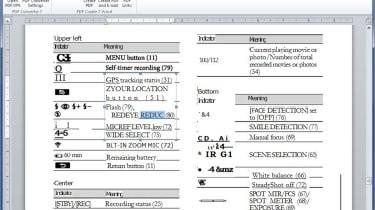 PDF-to-Word conversion and the Nuance Ribbon tab for Word 2010