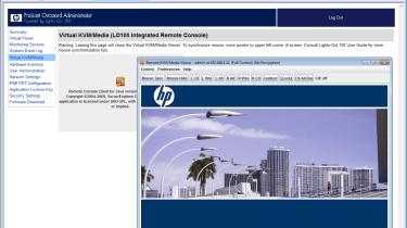 HP ProLiant DL4x170h