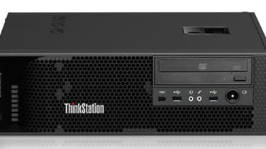 The Lenovo ThinkStation C20