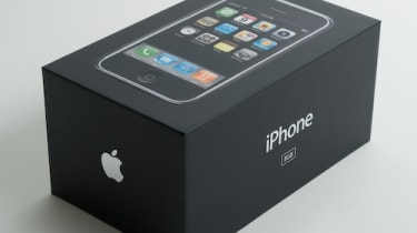 Step 1: Apple iPhone: What's in the box