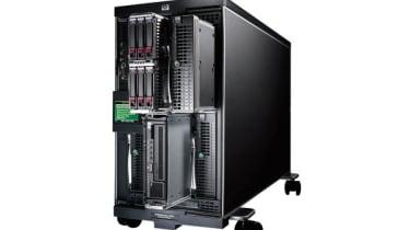 HP BladeSystem c3000