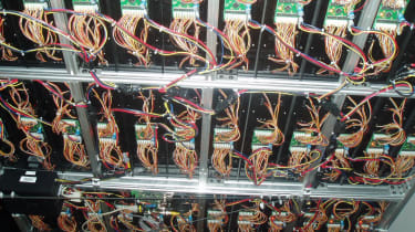 Technology behind Weave Mirror - Daniel Rozin