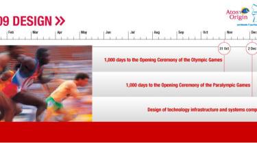 Olympic tech plans 2009