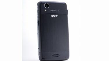 Acer F900 rear