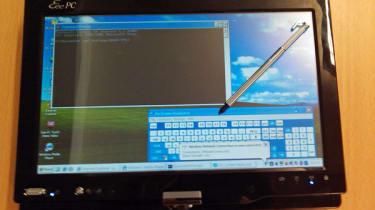 Asus Eee PC T-91 stylus