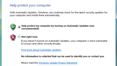Step 3: Enabling automatic updates