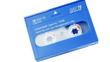 Step 7: HP StorageWorks DAT72 SCSI