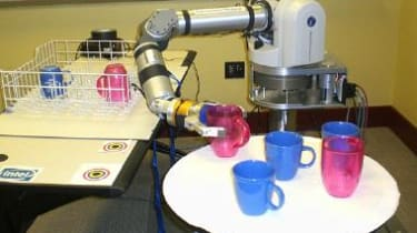 Step 3: Cleaning up the mugs...