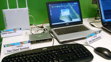 Step 3: NEC's thin client lineup