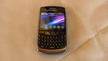 BlackBerry Javelin - Front