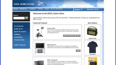 Step 11: Erol Business Edition 4.0