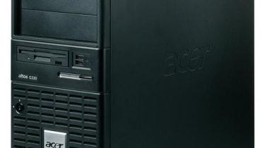 Step 1: Acer Altos G320
