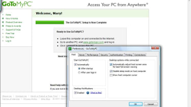Step 1: Configure your PC for a mobile connection.