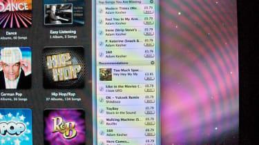 iTunes 8: Genius Sidebar