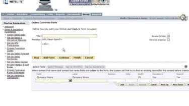 Step 6: NetSuite
