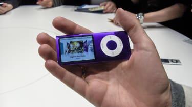 iPod Nano: Accelerometer