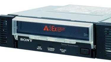 Step 25: Sony StorStation AIT390s