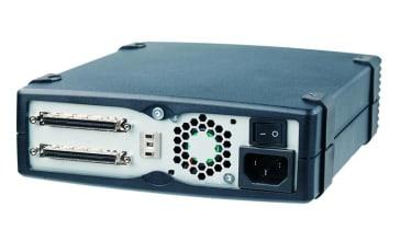 Step 11: HP StorageWorks DAT72 SCSI