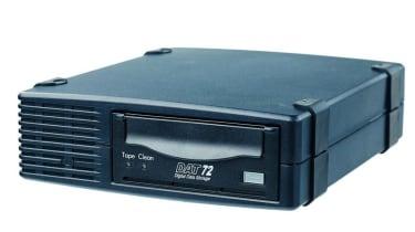 Step 10: HP StorageWorks DAT72 SCSI