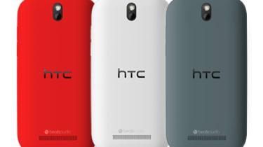 HTC One SV - Back