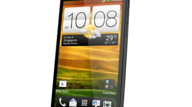 HTC One SV - Front