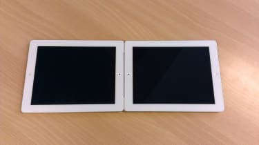 Apple iPad 3 and iPad 4