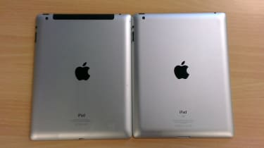 Apple iPad 3 and iPad 4 - Back