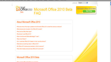 Office 2010 support