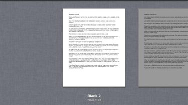 Apple iPad docs