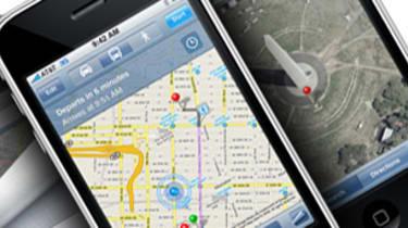 Google maps sat nav mobile