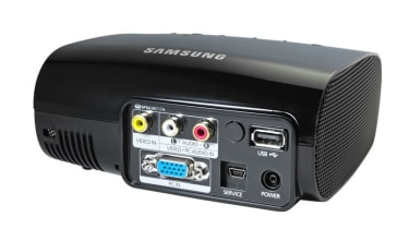 Samsung SP-P410M rear
