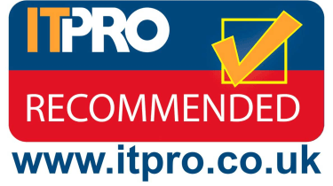 IT PRO recommended logo