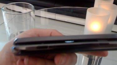 Motorola DEXT side-on view
