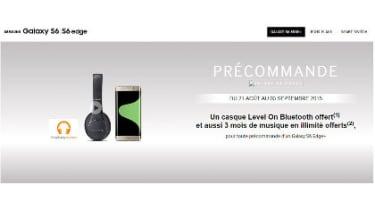 Samsung Galaxy S6 Edge+ Samsung Galaxy Edge Plus preorder bundle