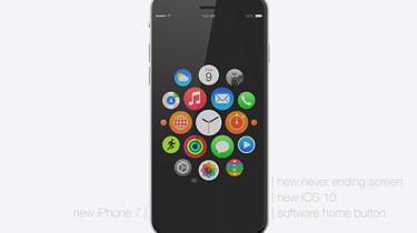 iPhone 7 by Marek Weidlich