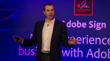 Mark Greenaway Adobe head of emerging business EMEA